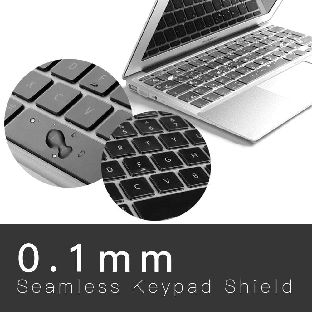Best Macbook Keypad - 0.1mm Ultra-Thin Keypad Shield Macbook Air 11' [A1370/A1465]