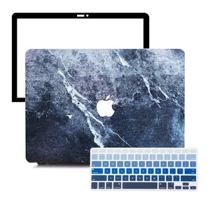 MacBook Case Protective Screen Package - Thunderstorm - Slick Case
