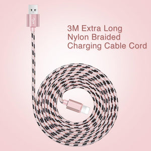 Accessories - 0.5-3M Charging Cables - Slick Case
