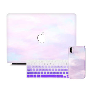 Violet Mist MacBook Discount Package | Slick Case