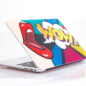 Macbook Case [A1370/A1465] MacBook Air 11' Macbook Case - Comic WOW!