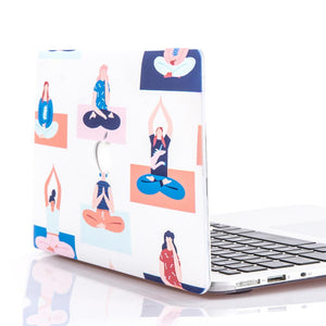 Macbook Case [A1370/A1465] MacBook Air 11' Macbook Case - Yoga Ladies