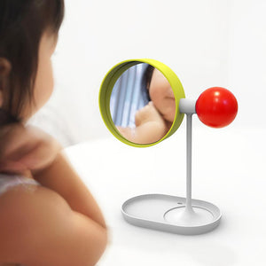 rcube - Ball Tabletop Mirror
