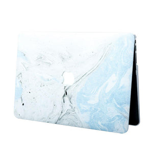 MacBook Case Sleeve Package - Baby Blue Fossil - Slick Case