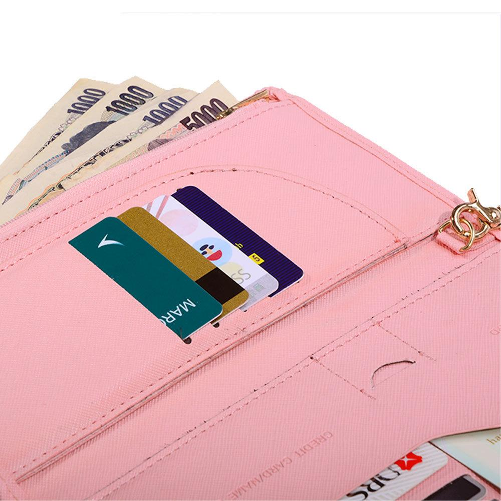 Best Travel - RFID Passport Holder - Blush Pink