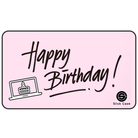 E-Gift Cards - Happy Birthday!