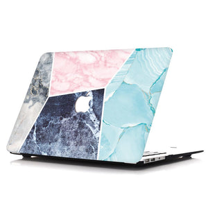 MacBook Case - Hexa Marble