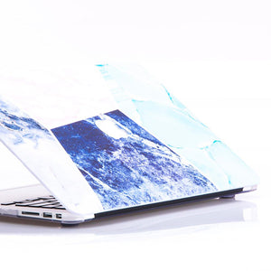MacBook Case - Hexa Marble | For MacBook Pro & Air | Slick Case