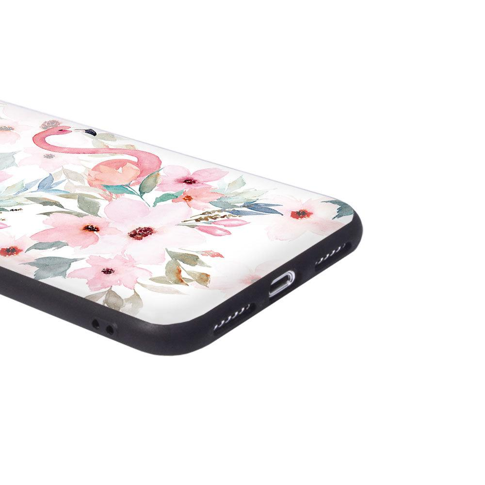 Best iPhone Case - iPhone Case - Pink Tropical Flamingo