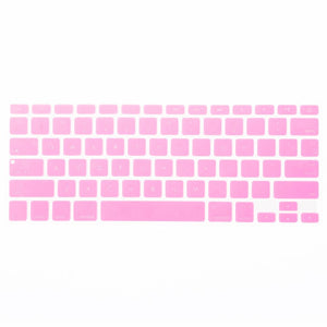 Macbook Keypad Macbook Air 11' [A1370/A1465] Translucent Letter Keypad - Baby Pink