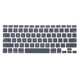 Macbook Keypad Macbook Air 11' [A1370/A1465] Translucent Letter Keypad - Grey