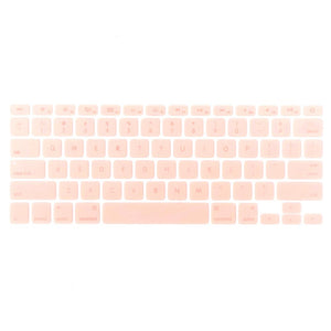 Macbook Keypad Macbook Air 11' [A1370/A1465] Translucent Letter Keypad - Nude Pink