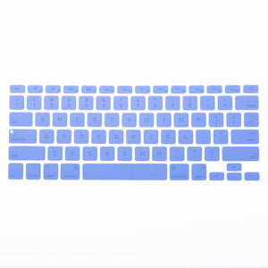 Translucent Letter Keypad - Pale Blue - Slick Case