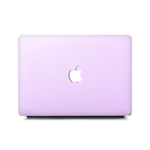 MacBook Case - Matte Purple