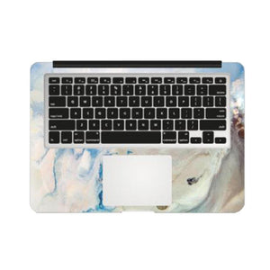 MacBook Decal - Shell Marble