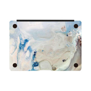 MacBook Decal - Shell Marble | Slick Case