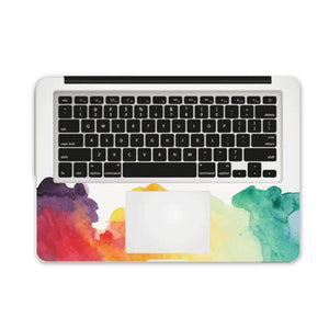 MacBook Decal - Utopia - Slick Case