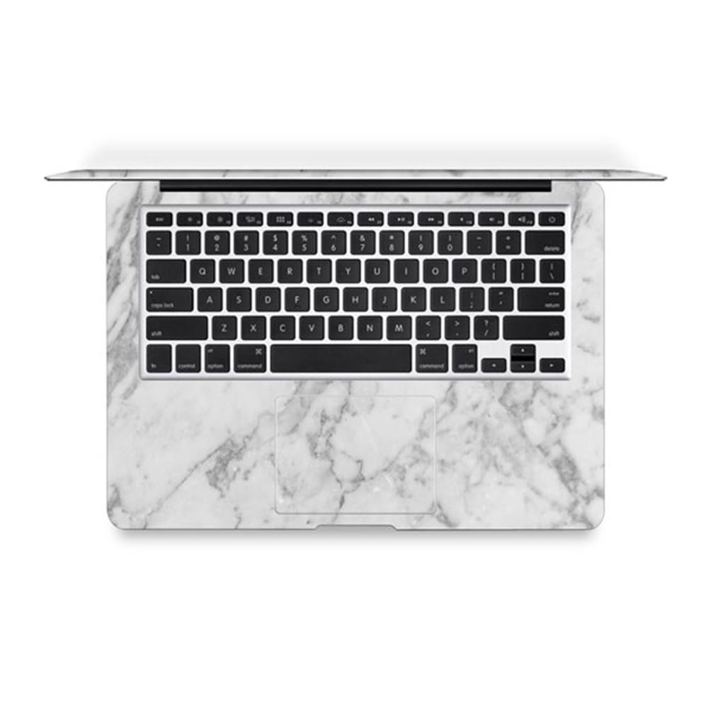 Macbook Decal [A1370/A1465] MacBook Air 11' MacBook Decal - White Marble