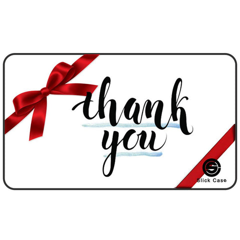 E-Gift Cards - Thank You!