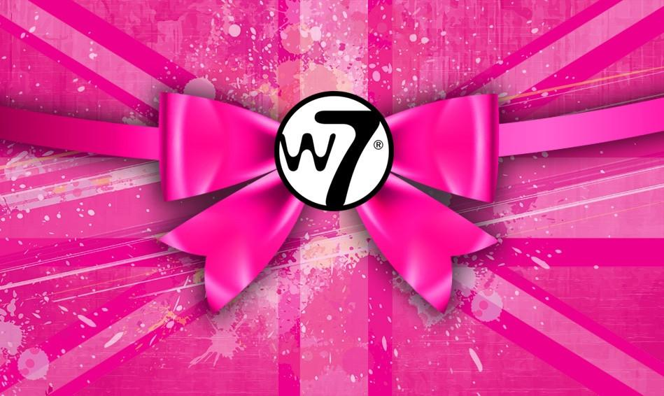 w7 cosmetics gift cards