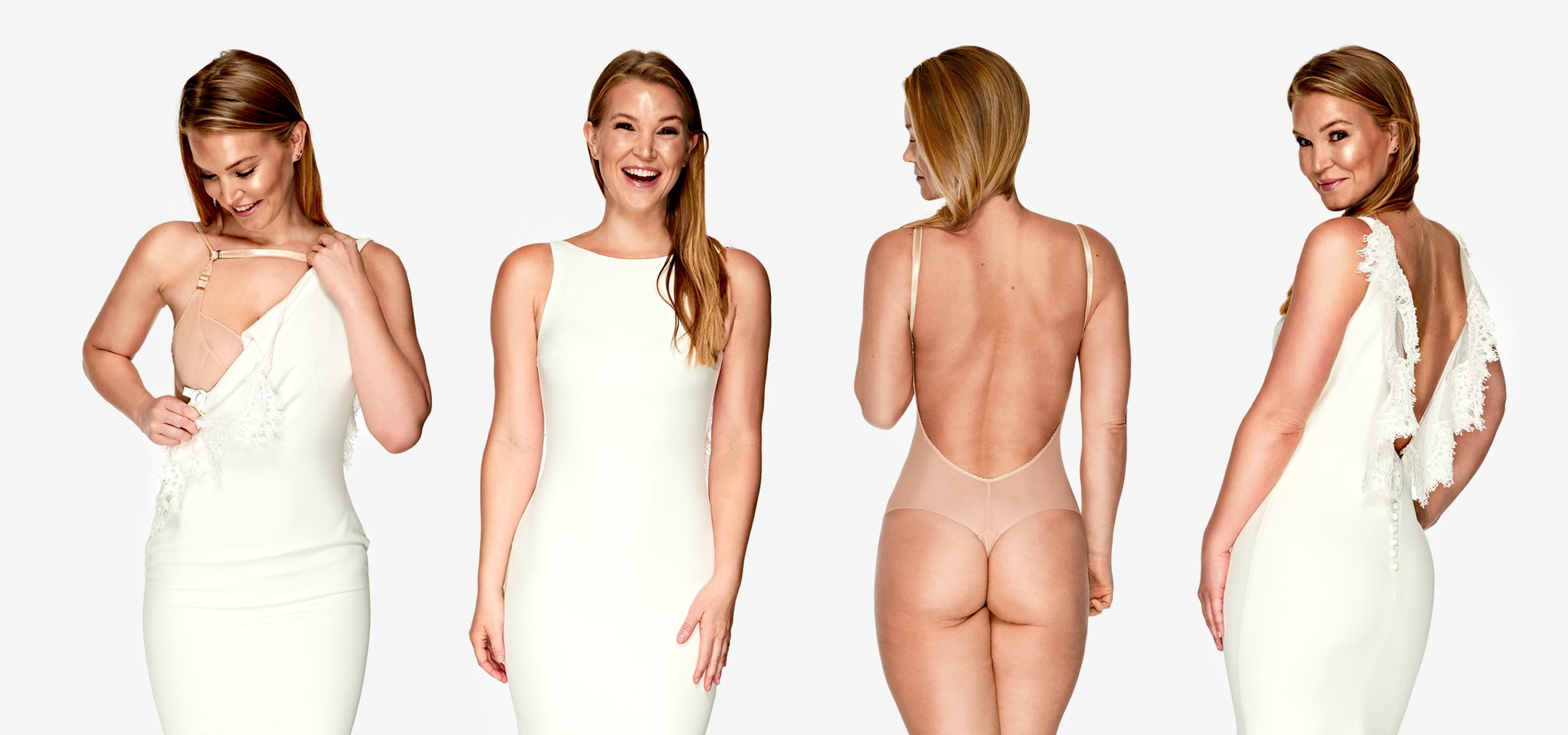 Backless bodysuit from EnderLegard.com