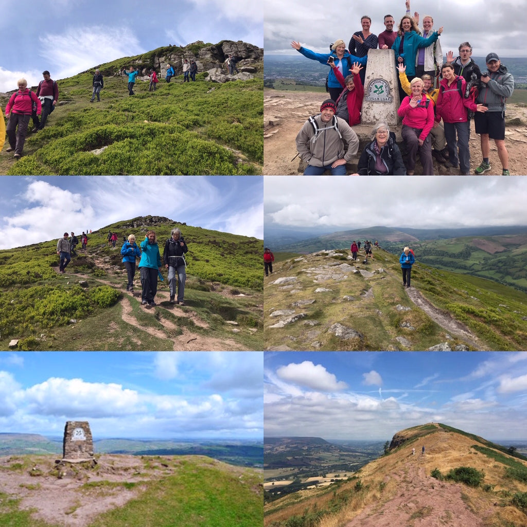 South Wales - Sugar Loaf & Skirrid mountains - 6/7th February