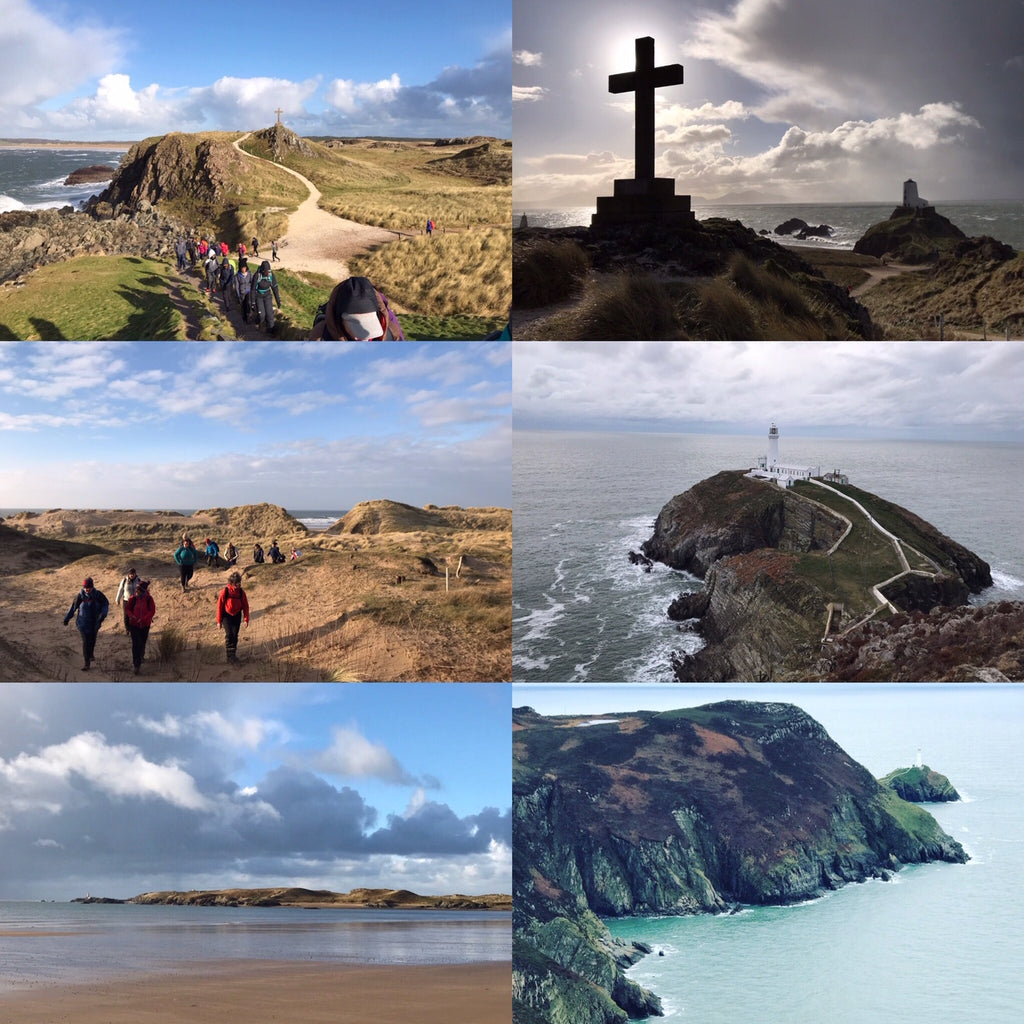 Anglesey Coast hiking weekend - 9/10th November