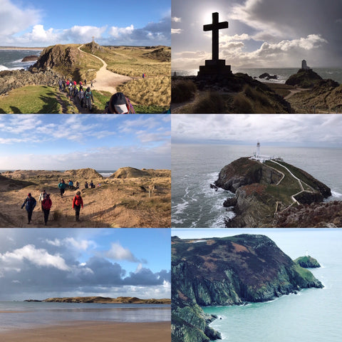 Anglesey Coast hiking trip- 2nd/3rd May (Bank Holiday)