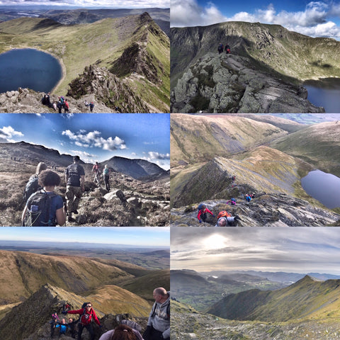 Blencathra & Helvellyn weekend - 26/27th October