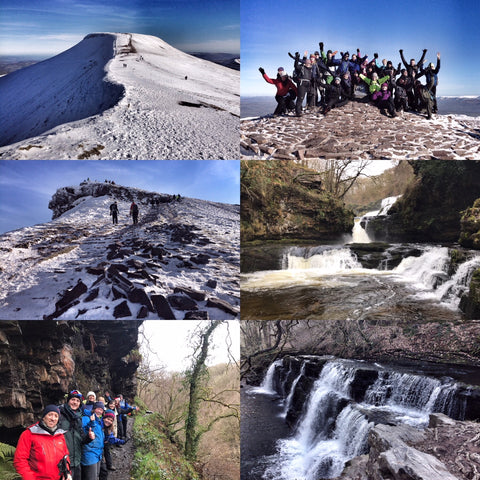 Brecon Beacons (Waterfalls & Mountains) weekend - 4/5th January