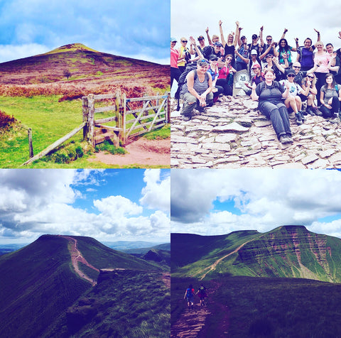 Brecon Beacons & Sugar Loaf Mountain weekend - 7/8th April