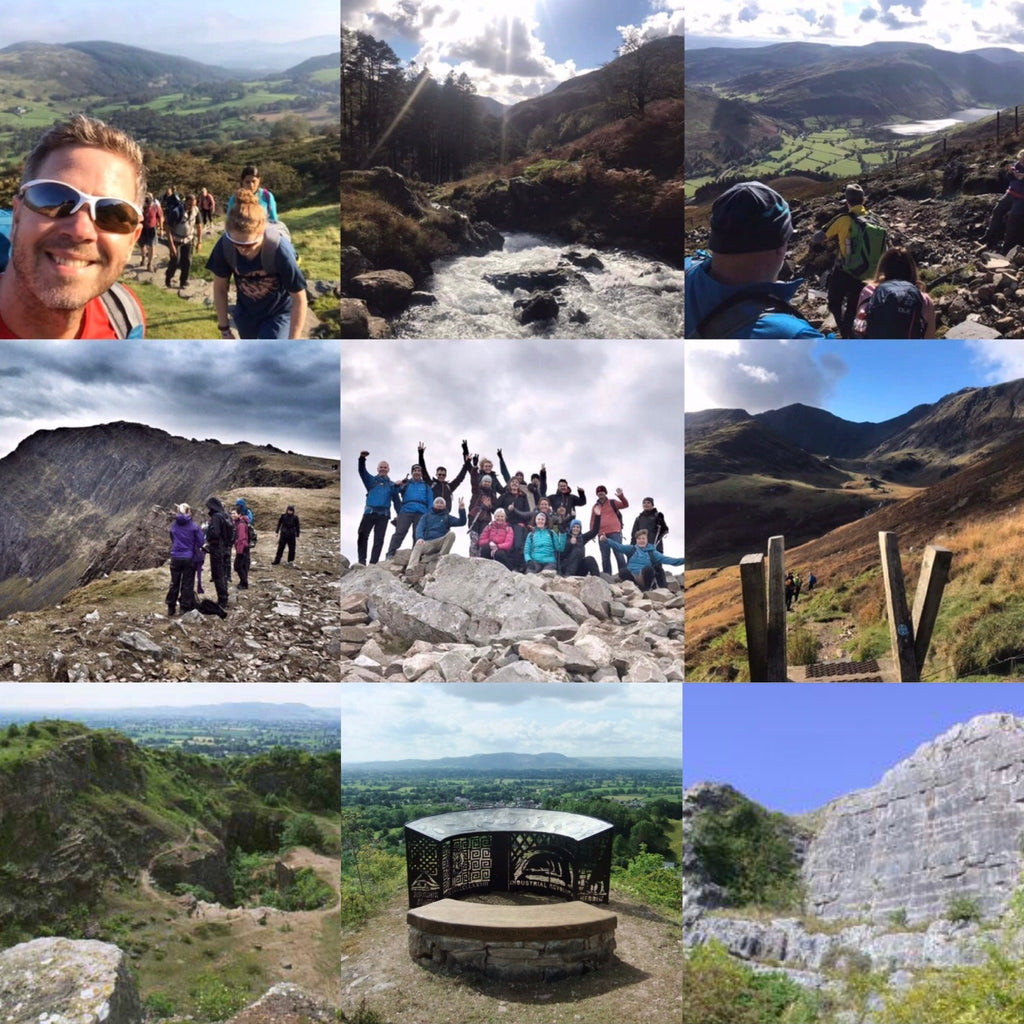 Cadair Idris mountain (August Bank Holiday) - 29/30th August