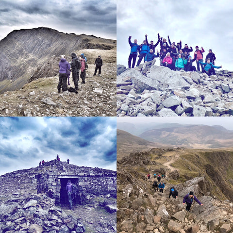 Cadair Idris and Llangollen weekend - 12/13th January
