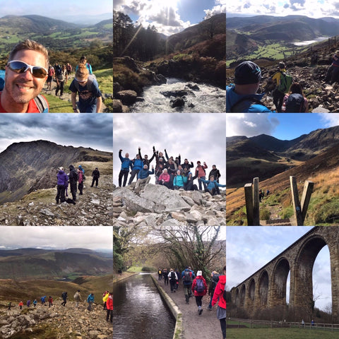 Cadair Idris & Llangollen weekend - 24/25th October