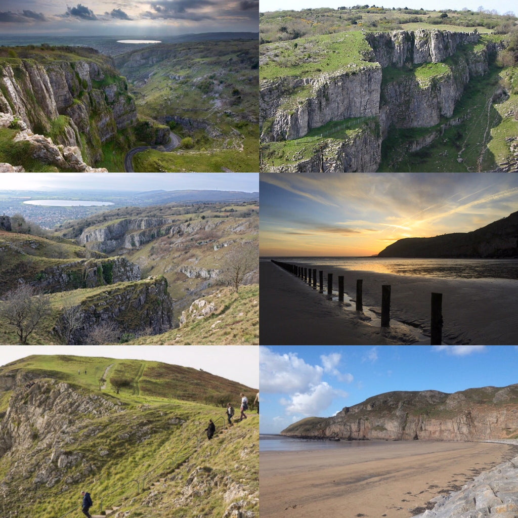 Cheddar Gorge & Somerset Coast trip - 12/13th April (Easter Sunday/Monday)