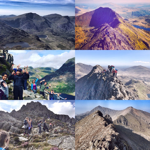 Crib Goch, Tryfan (& more!) Scrambling Special weekend - 13/14th June