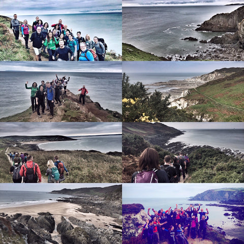 North Devon Coast hiking weekend - 15/16th February