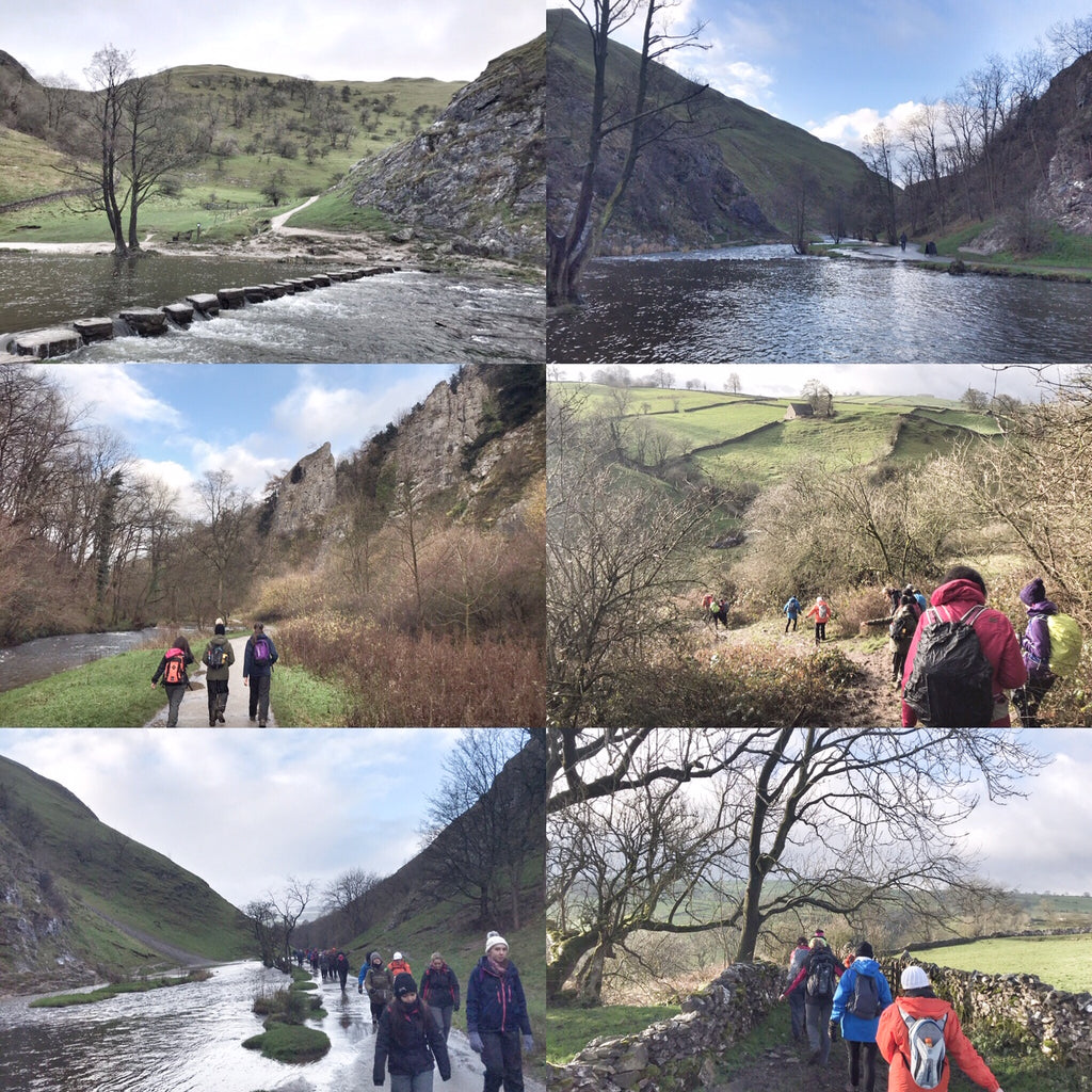 Dovedale hike (Peak District) - Saturday 29th February