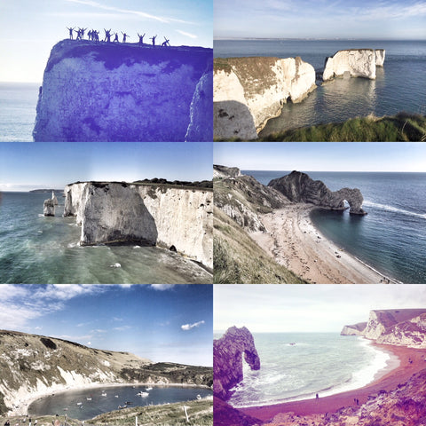 Lulworth Cove, Durdle Door & Jurassic Coast weekend - November 7/8th