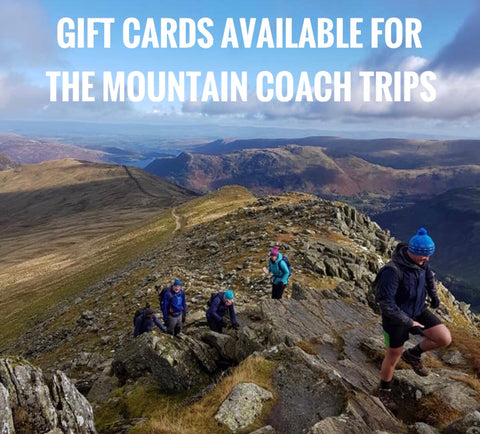 Gift Cards - available to use throughout 2021