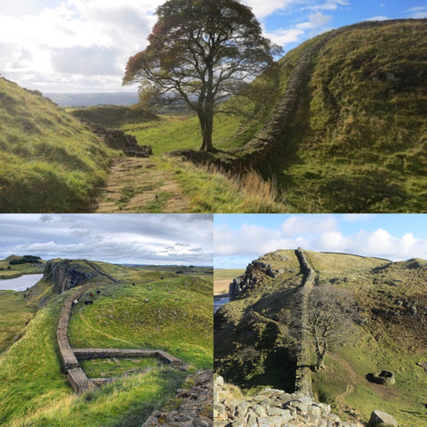 Hadrian's Wall hiking weekend - 28/29th April