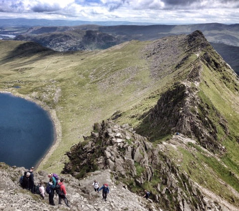Helvellyn & Striding Edge hiking weekend - October 17/18th