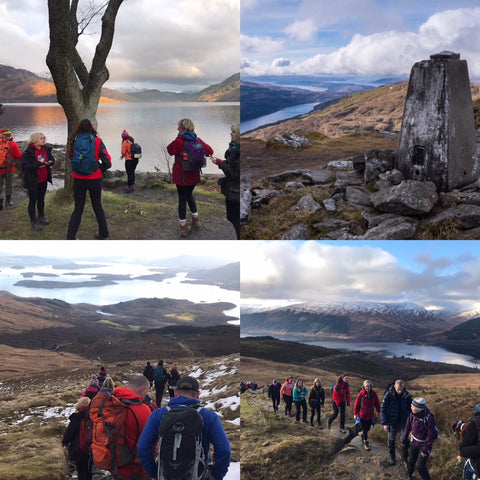Loch Lomond & The Trossachs - 2nd-4th February