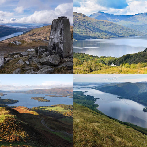 Loch Lomond & The Trossachs Trip - 6-8th October
