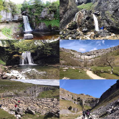 Malham Cove & Ingleton Waterfalls weekend - 16/17th February