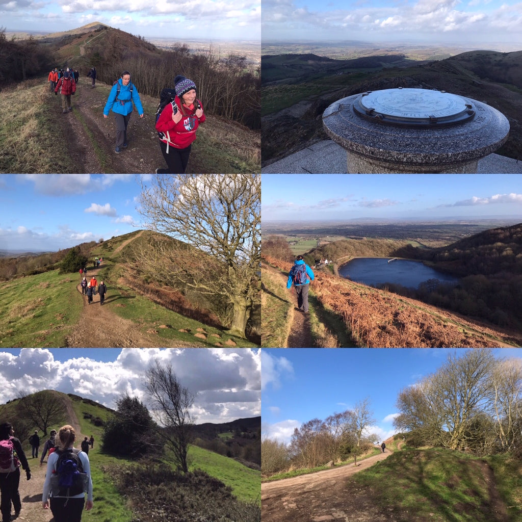 The Malvern Hills hike - Saturday 19th December