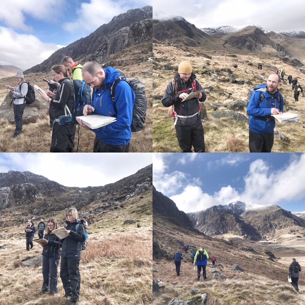 Navigation, map reading & mountain skills day - 28th September