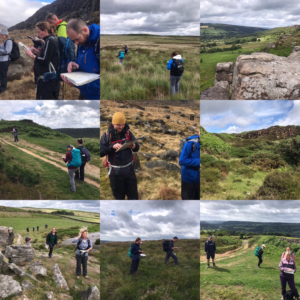 Navigation & Map Reading skills day (Peak District) - Saturday 31st July