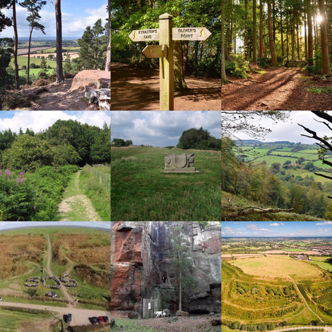 Shropshire Hiking weekend - 24/25th October