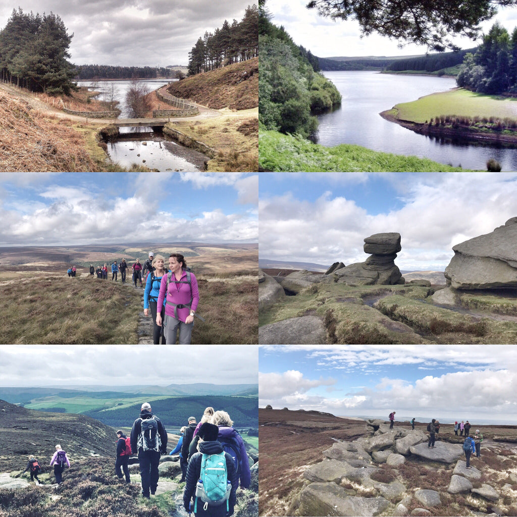 North Peak District hiking weekend - 3rd/4th August